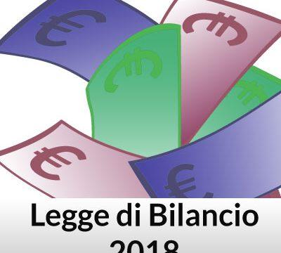 Emendamenti DdL Bilancio 2018: le ultime novità in tema di lavoro