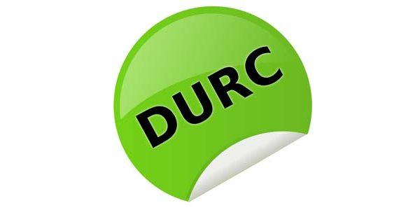 Validità DURC fino al 15 giugno