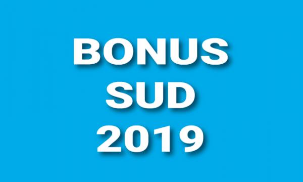 Operativo il Bonus Sud 2019
