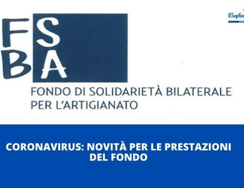 FSBA procedura per la richiesta delle prime nove settimane